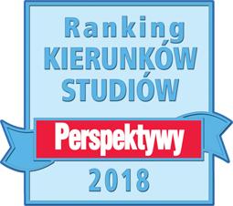 Ranking Szkół Wyższych PERSPEKTYWY 2018 - Ranking Kierunków Studiów