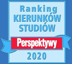 """coroczny ranking kierunków studiów przygotowywany przez Wydawnictwo Edukacyjne """"Perspektywy"""""""